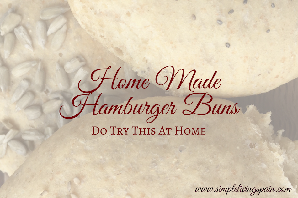 Not quick, very easy; the best hamburger buns you'll ever make | Sunny Simple Living