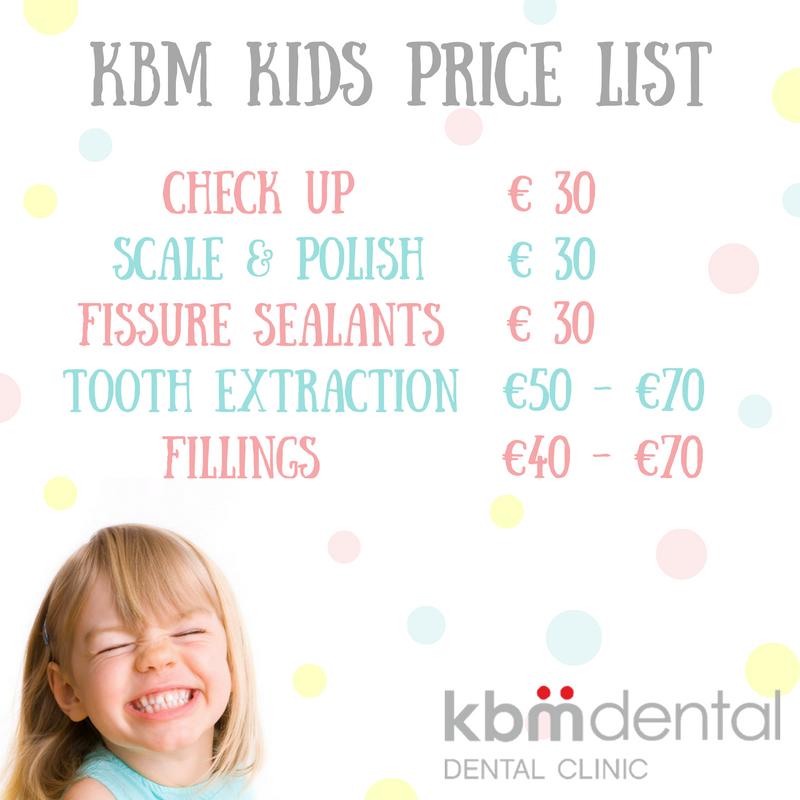 children's dentist dublin