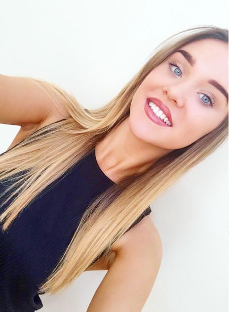 Caroline Shanahan- Miss University Ireland