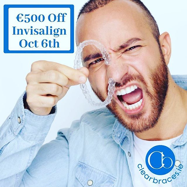 PROMOTION TIME .....Book free consultation with No. 1 provider of Invisalign in Ireland. Call to make your appointment now on  01 4957844  or email kbmdental.grange@gmail.com Finance available from €99 per month 😃