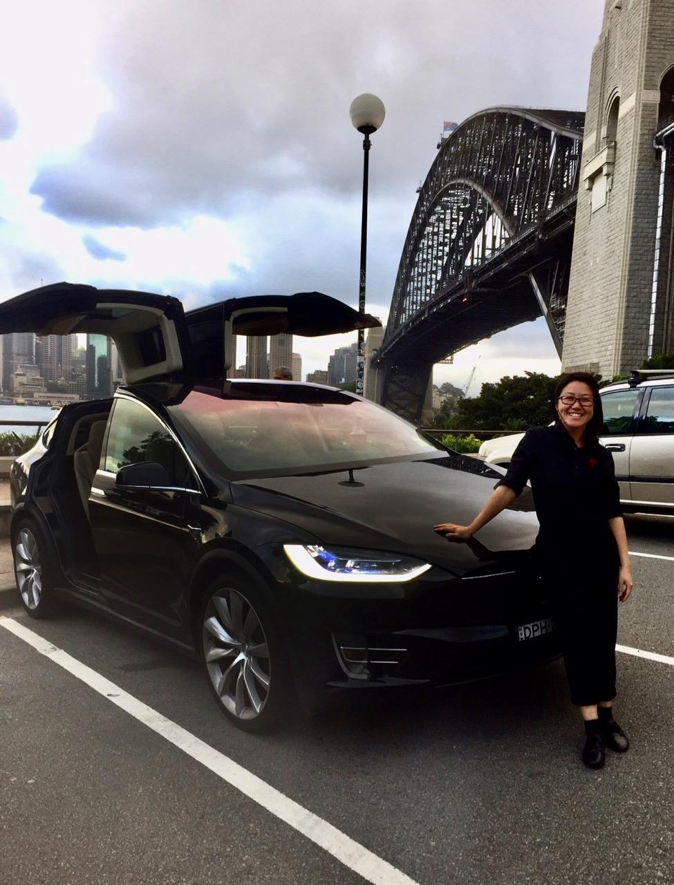 Working at Tesla :)