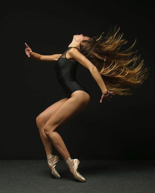 balet slimming spunând fiicei tale să piardă în greutate