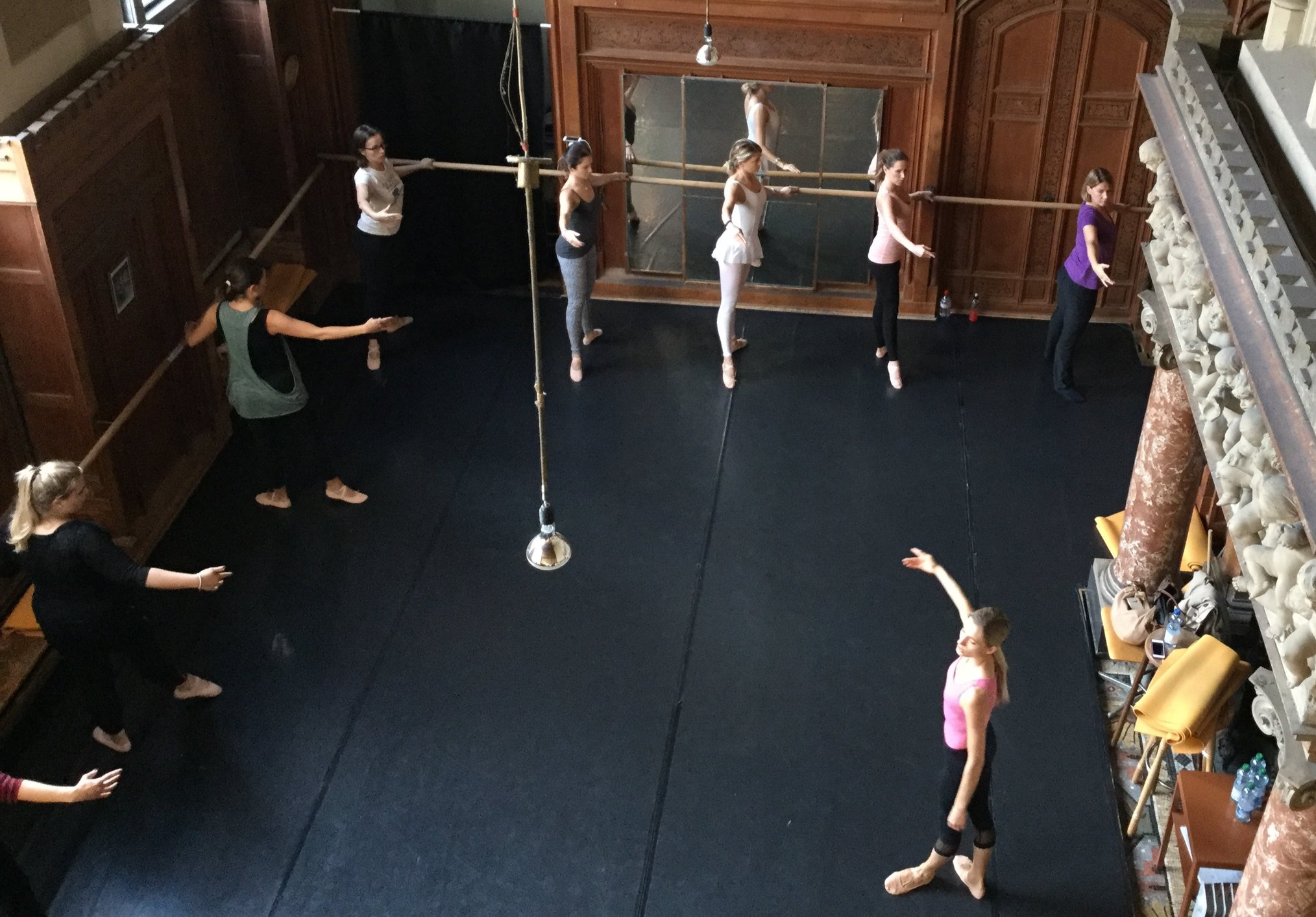 Group Classes in Zurich -