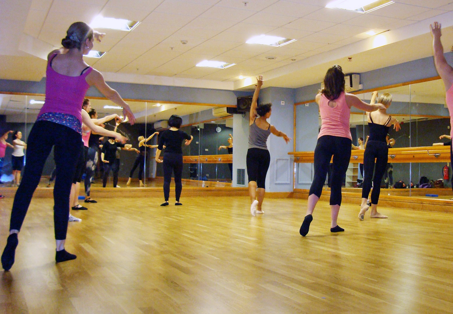 Group Classes in London -