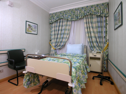 Cairo Cure Rooms 2