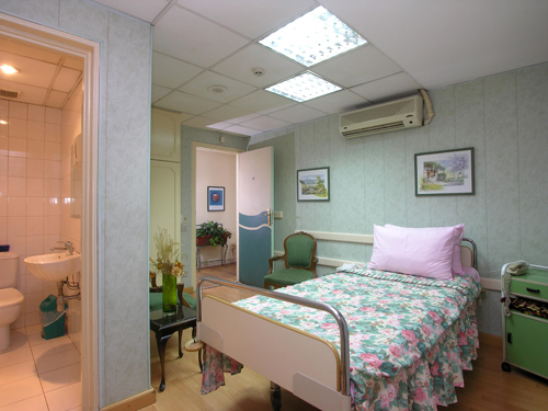 Cairo Cure Rooms 3