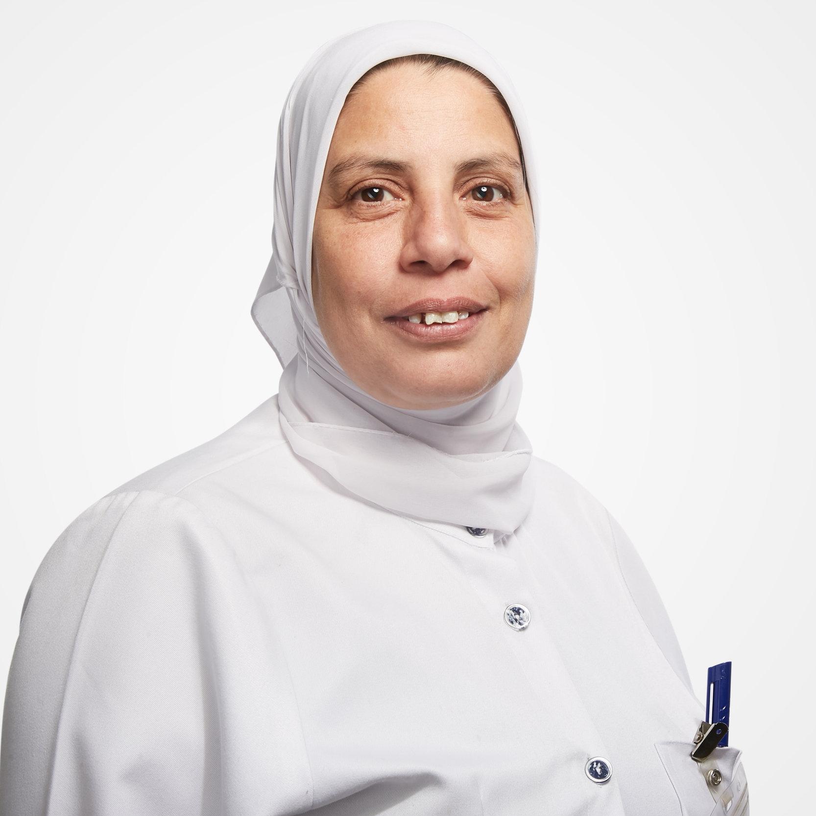 Mrs. Somaya Mahmoud