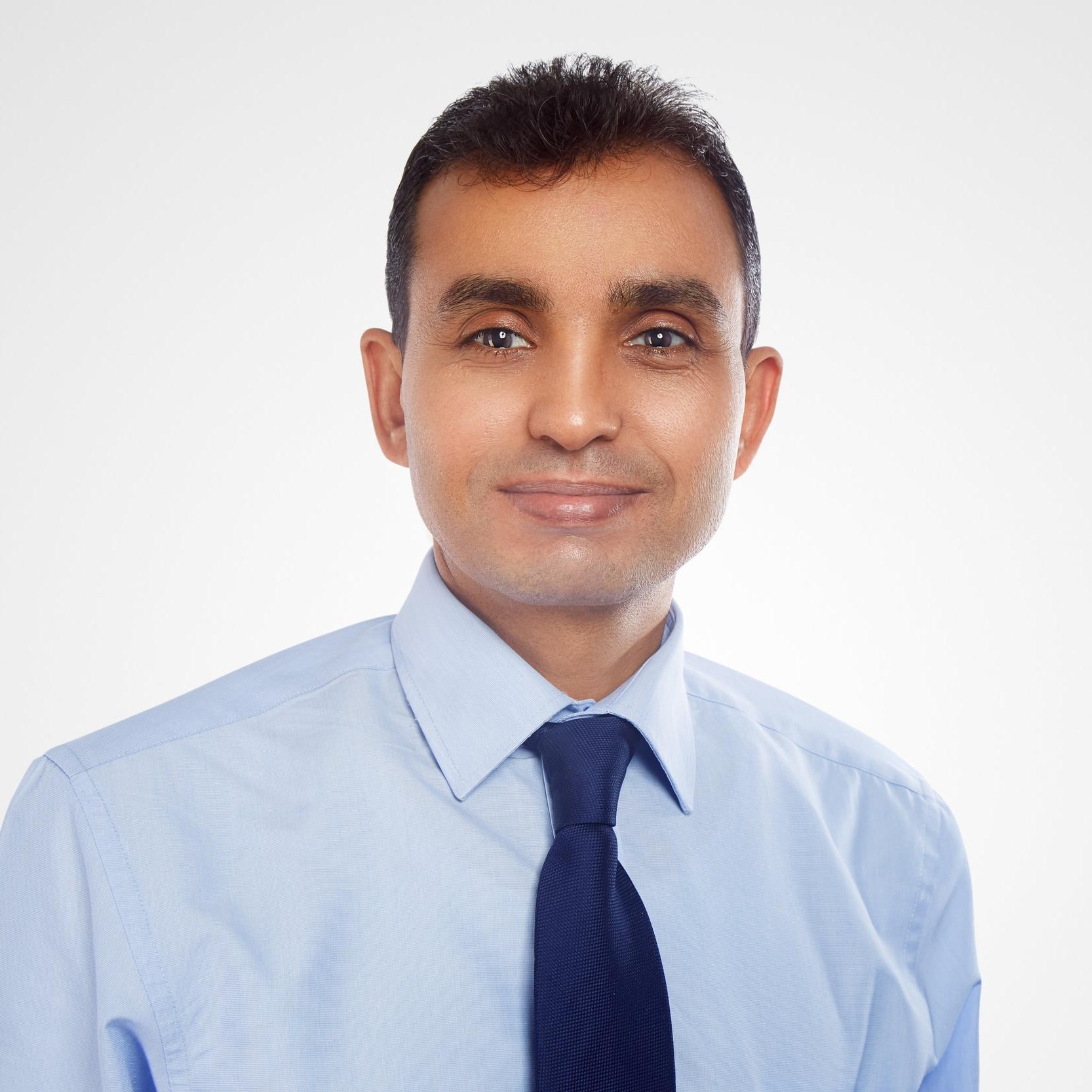 Mr. Baghadadi A. Aziz