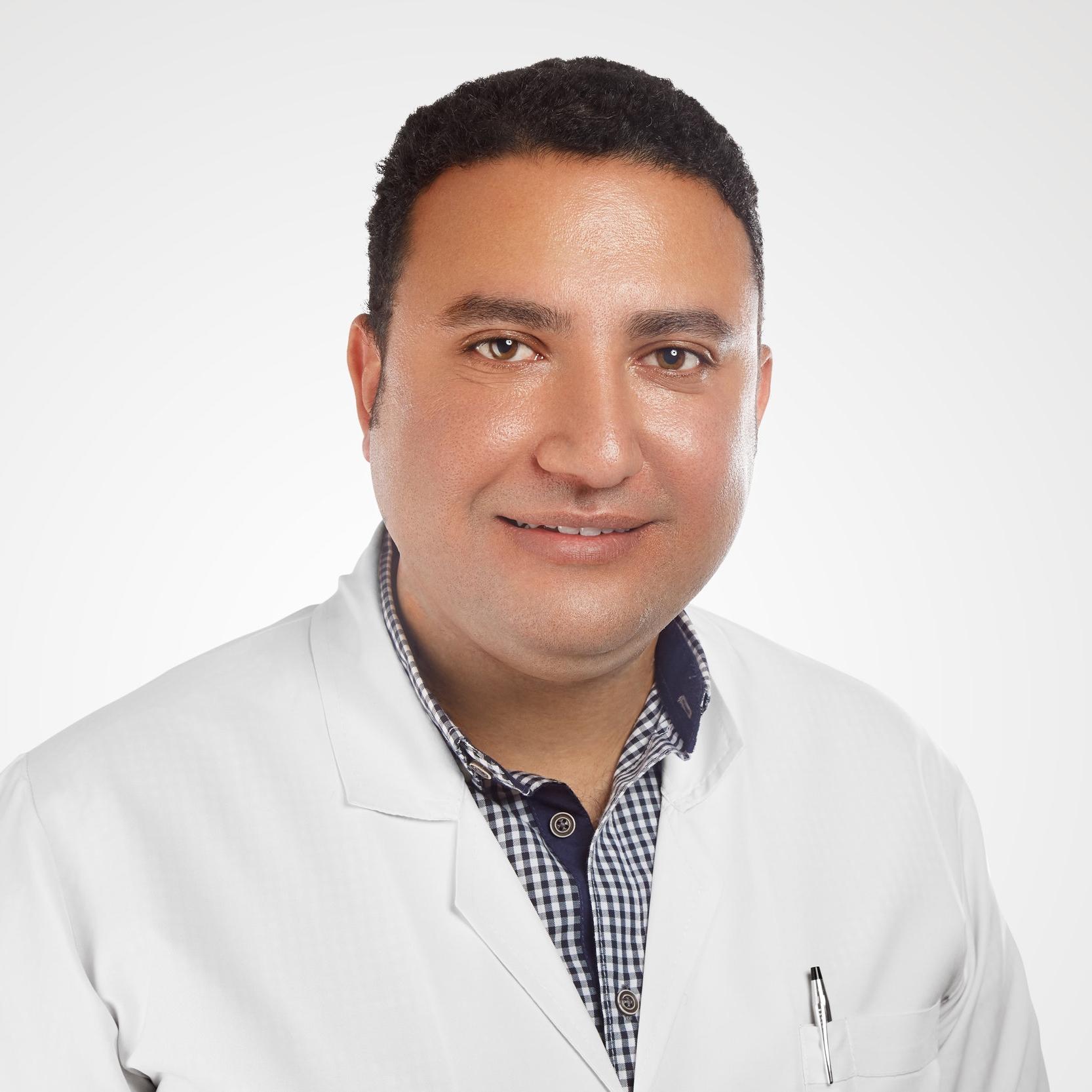 Dr. Boules Ishaak