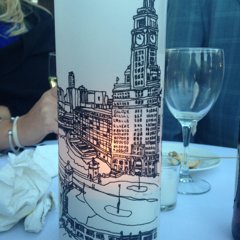Cocktail Table Centerpieces