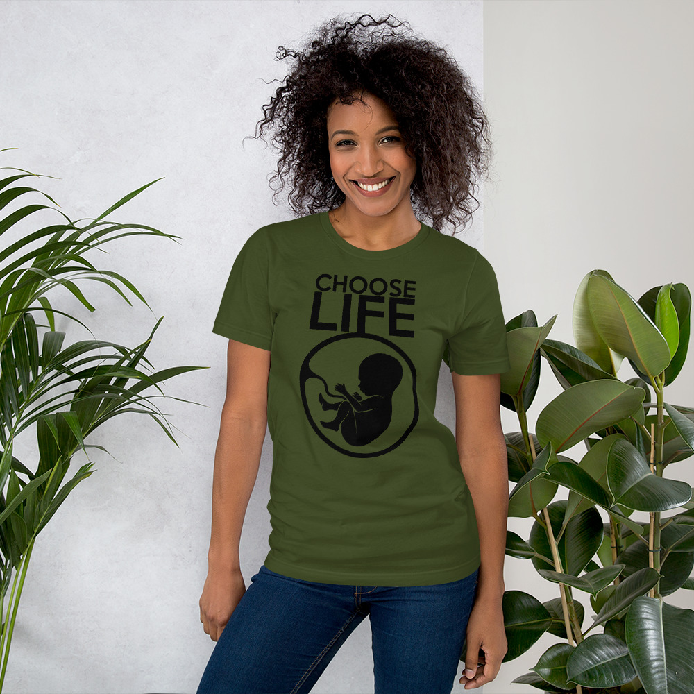 PRO LIFE DESIGNS - proceeds donated to Options- A Women's Care Center