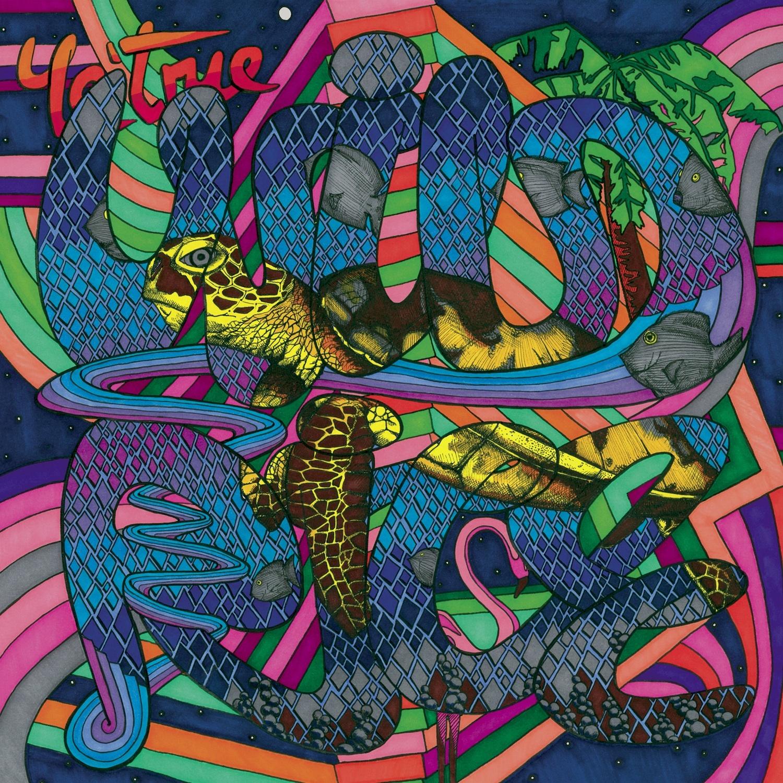 Yo'True 'Wild Rice' album cover