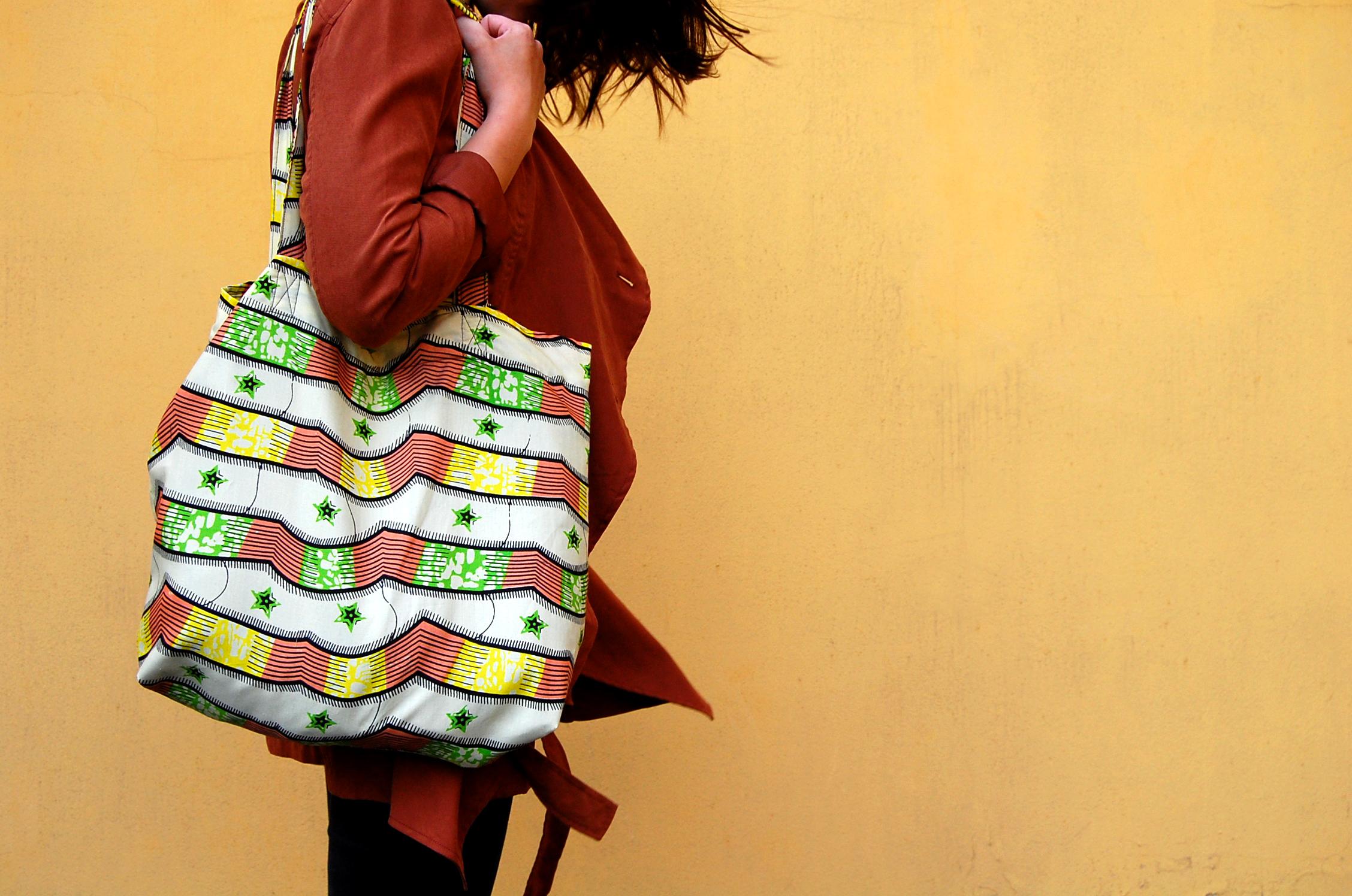 Stars & Stripes Bag