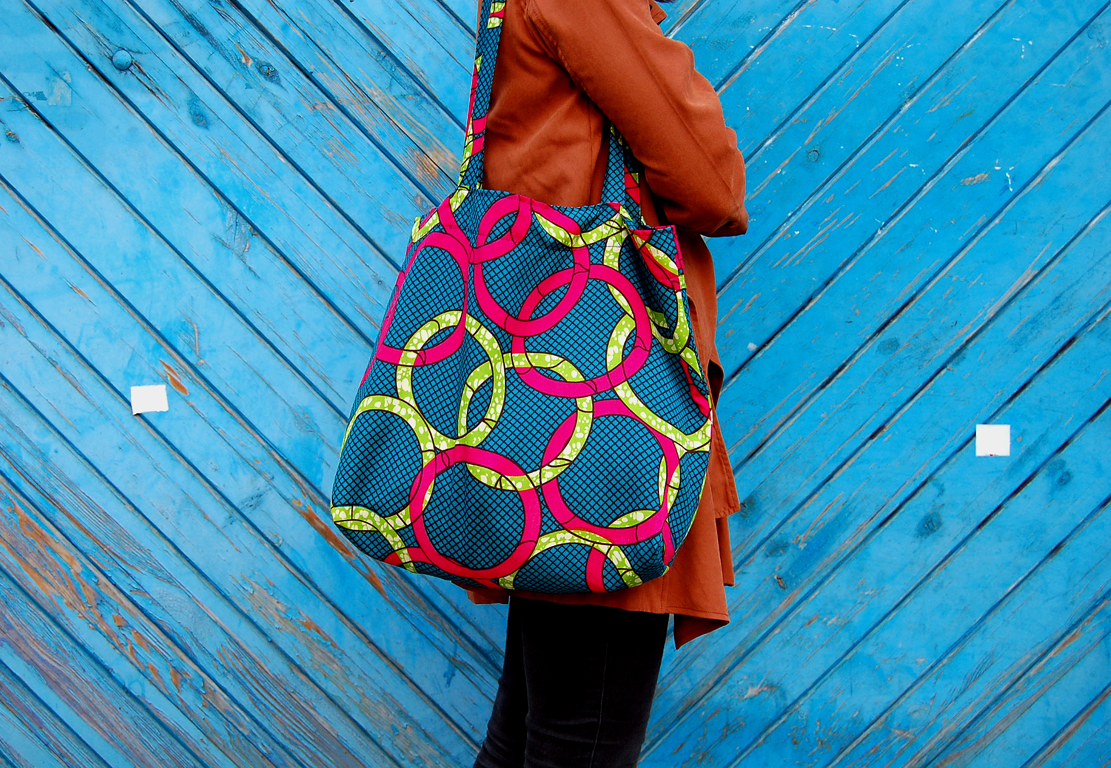 Hoops bag
