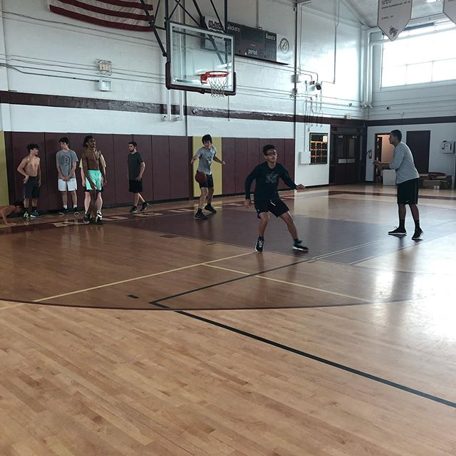 Another week of conditioning continues. Only one week left after this, make sure be there! #jackethoops #summerdedication #LockIN #conditioning
