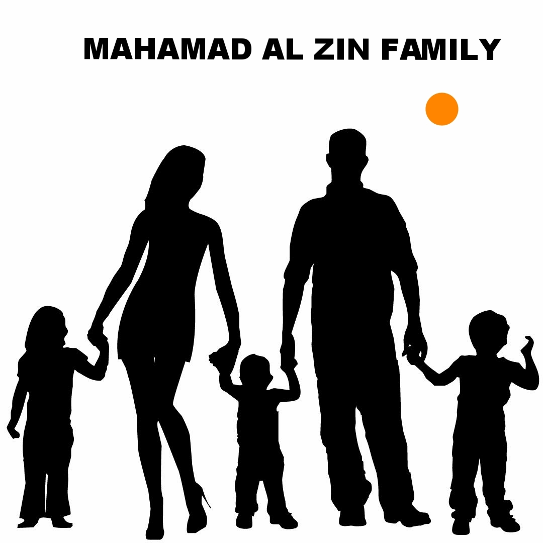 Mahamad Al Zin Family:  Dad, Mom and 5 kids ages 16, 14, 12, 9 and 5 moved from Syria to Jordan in 2013, and finally arrived in the US August 2016.  They are rebuilding their life and need household items, clothing and shoes.