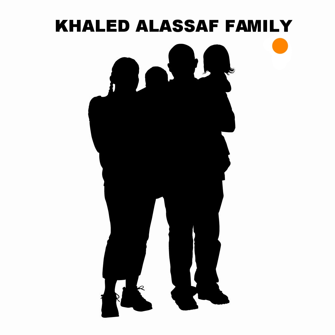 The Khaled Alassaf family are Dad, Mom and 5 kids.  They left Syria in 2013 to Jordan and came to the US through the UNHCR in 2016.  Please help this family with household, clothes and other items.