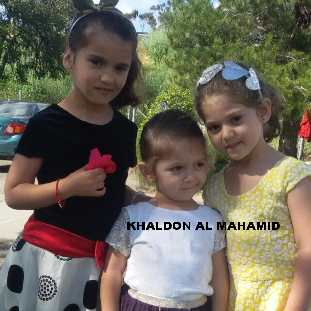 The Khaldon Al Mahamid family have three small children.  They moved from Syria in 2013 to Jordan and came to the US in October 2016 by the UNHCR.   They are working toward rebuilding their life here and need help with essential household items.