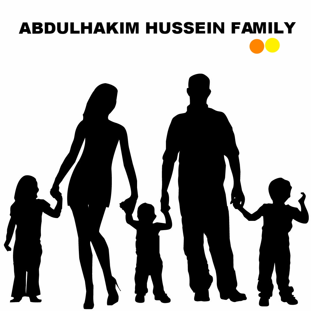 The Abdulhakim family are a Syrian Family Dad, Mam and 6 Kids they moved from Syria to Iraq in 2013 and waited there until Feb 2017.  Please help and support this family with household items and clothes and other items.
