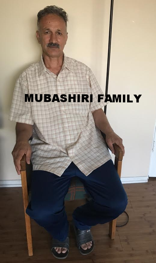 The Mubashiri family arrived to the States in late 2016.  Mom, Dad with two boys ages 23 and 16 live in CA. Mom and Dad joined ESL classes and their 23 year old son is interested in computer science and wants to attend college.  The 16 year old son is in high school.  Their priorities are laptops so that they can do their assignments and look for work.
