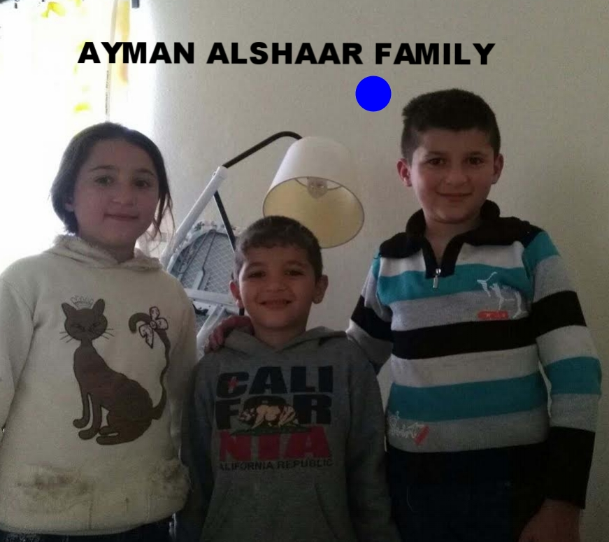 Syrian family of 4 with a baby on the way in less than two months! They moved to Jordan in 2013 where they waited for three years until finding a safe passage to the US.  They are looking for your help and support.
