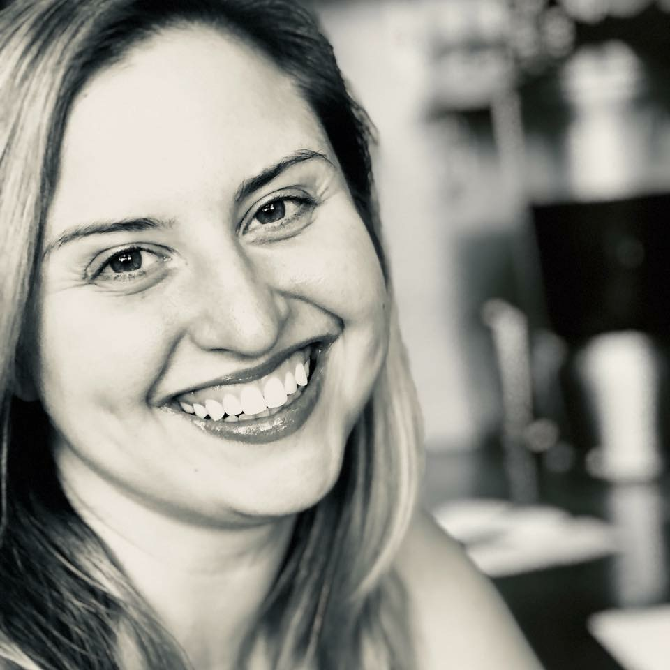 Katie Kildow  Co-founder, New Arrival Supper Club