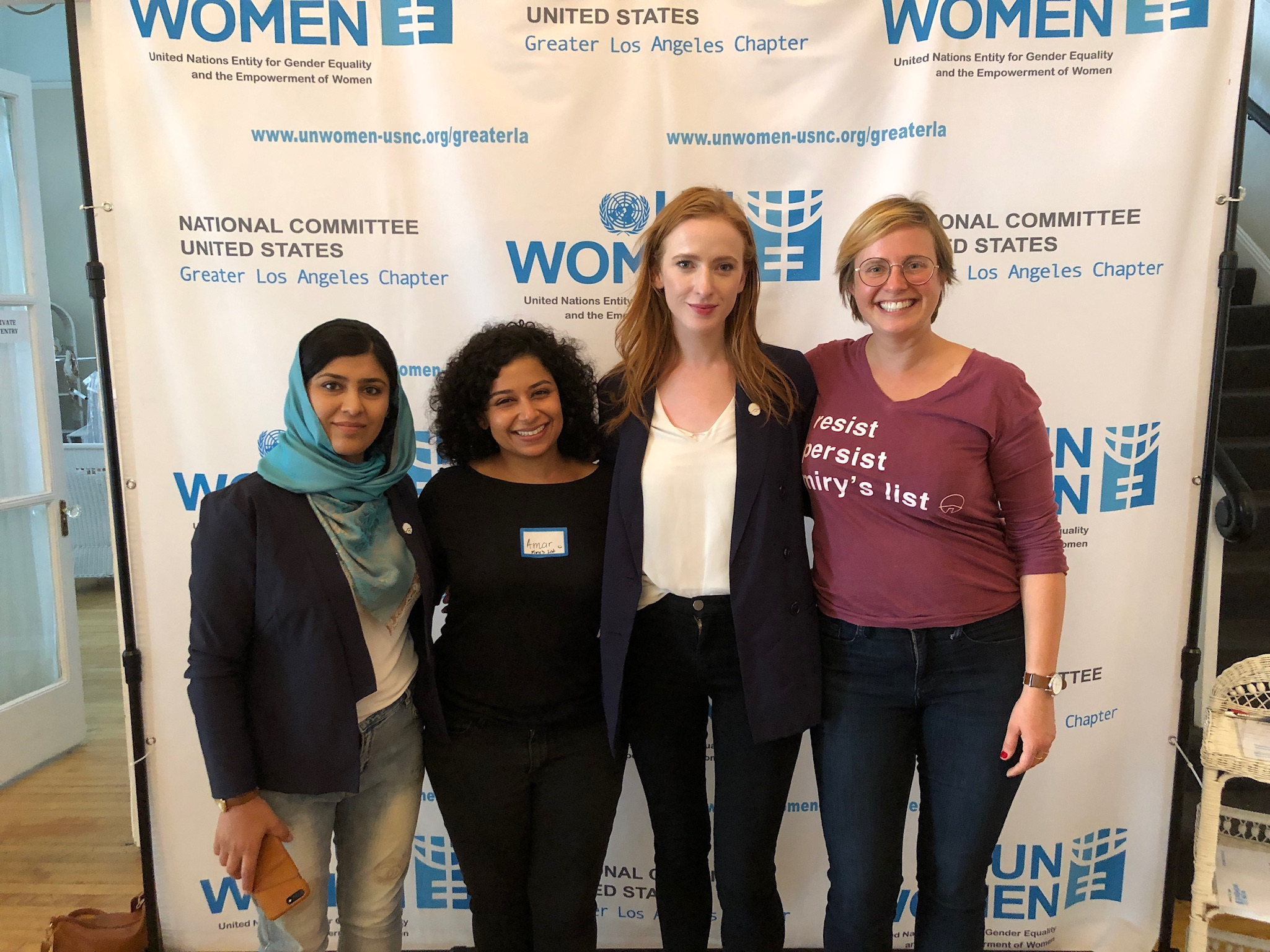 UN Women x Welcome, Neighbor