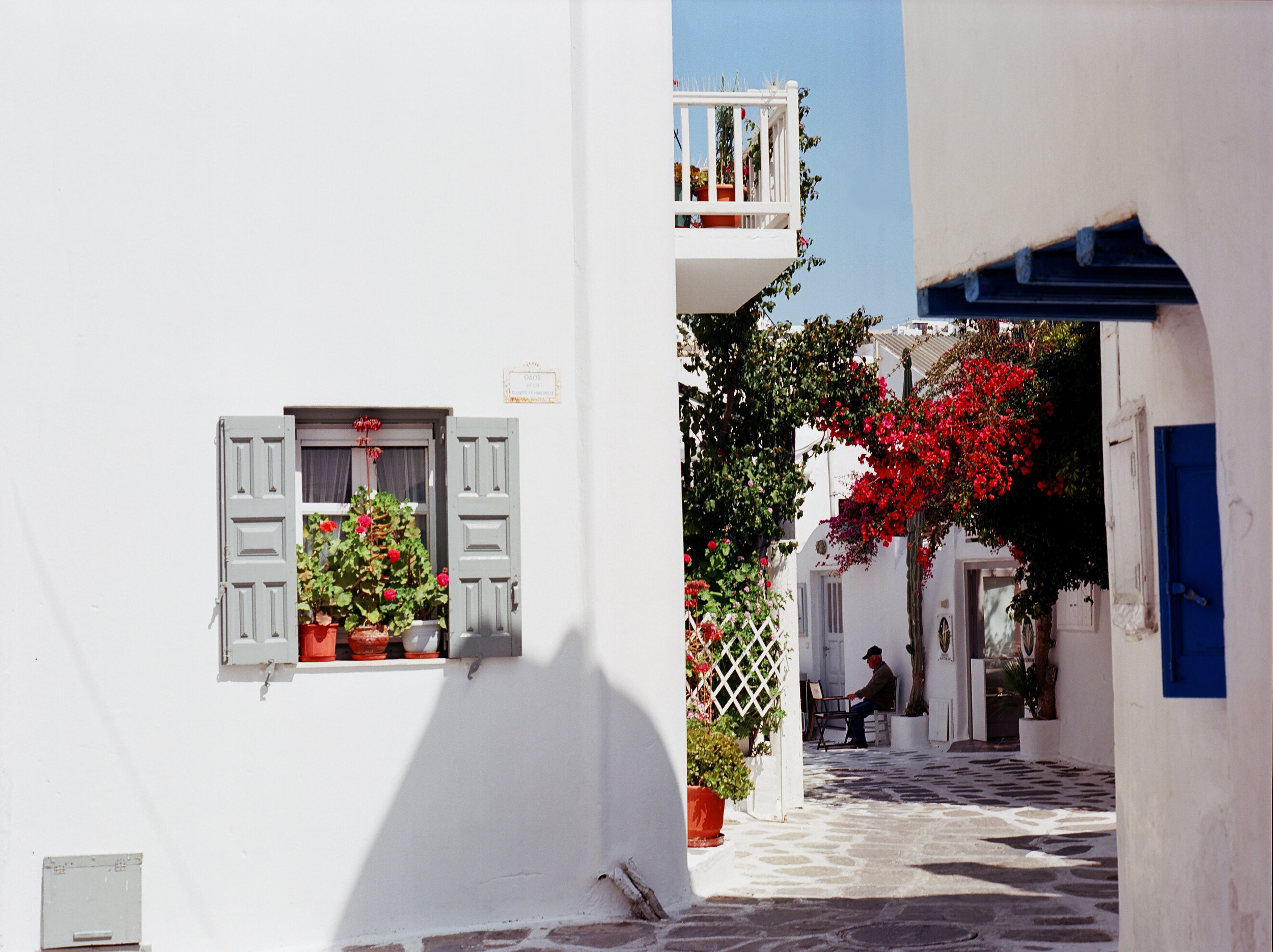 GREECE! - View photos from Athens, Santorini and Mykonos
