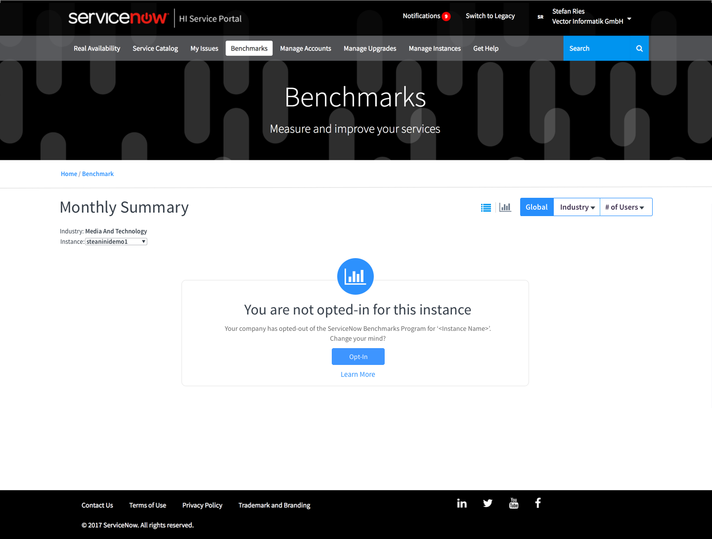 <p>ServiceNow</br> <strong>UI/UX design, SCRUM Master</strong></p>