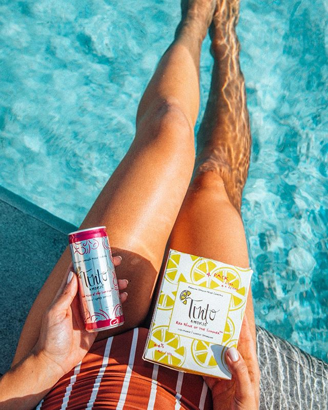 the unofficial start of Summer is here, and so is its official drink...find Tinto,  #FindYourSummer
