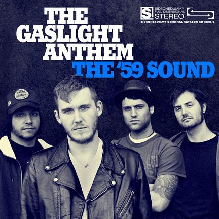 The Gaslight Anthem - The '59 Sound.png