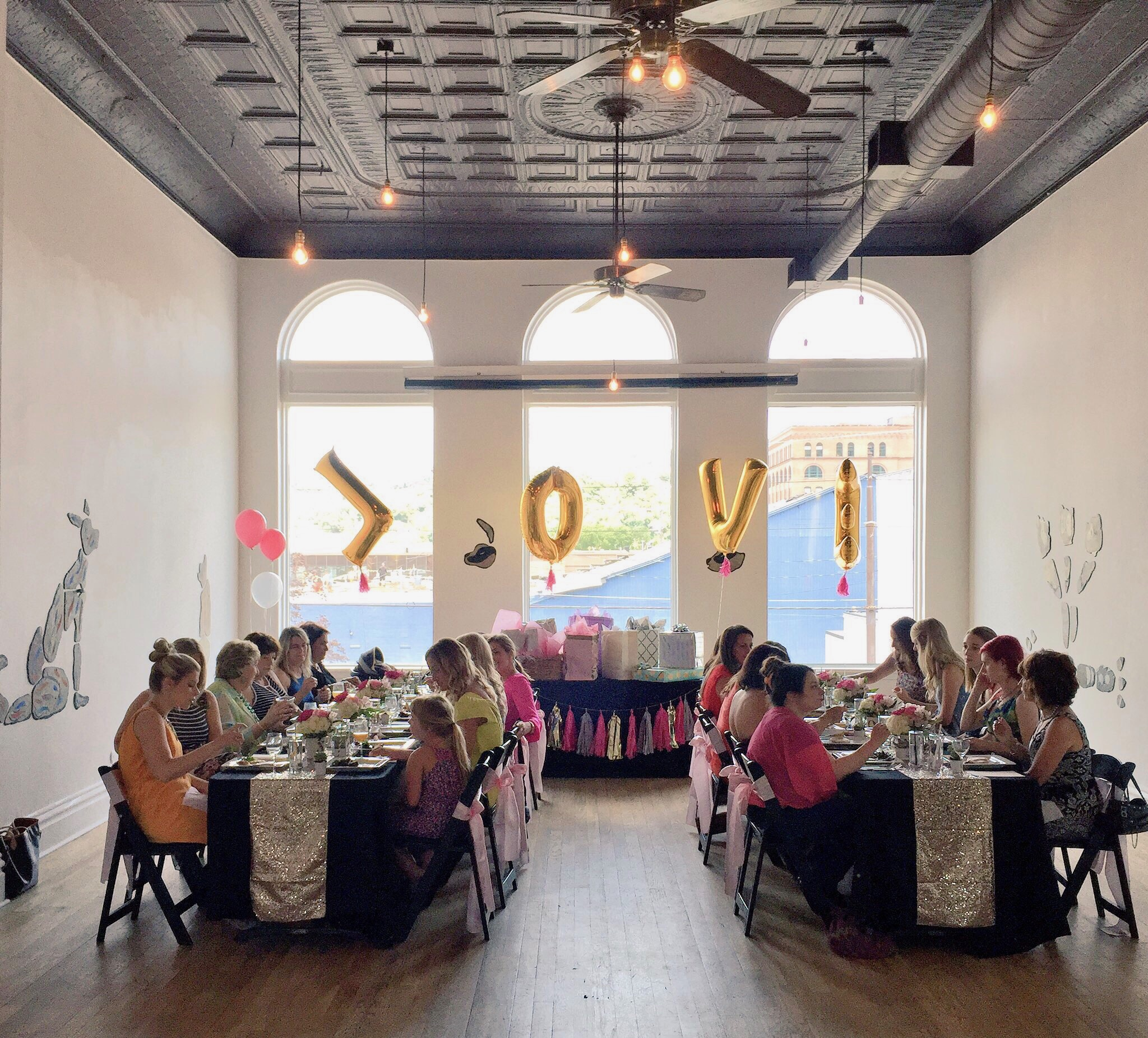 The Top Pittsburgh Venues To Host Your Shower Olive Rose Events