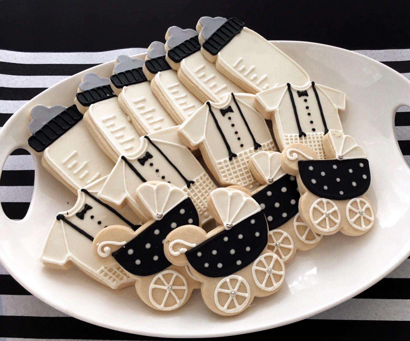 Pittsburgh Wedding Planner Baby Shower Dessert Table