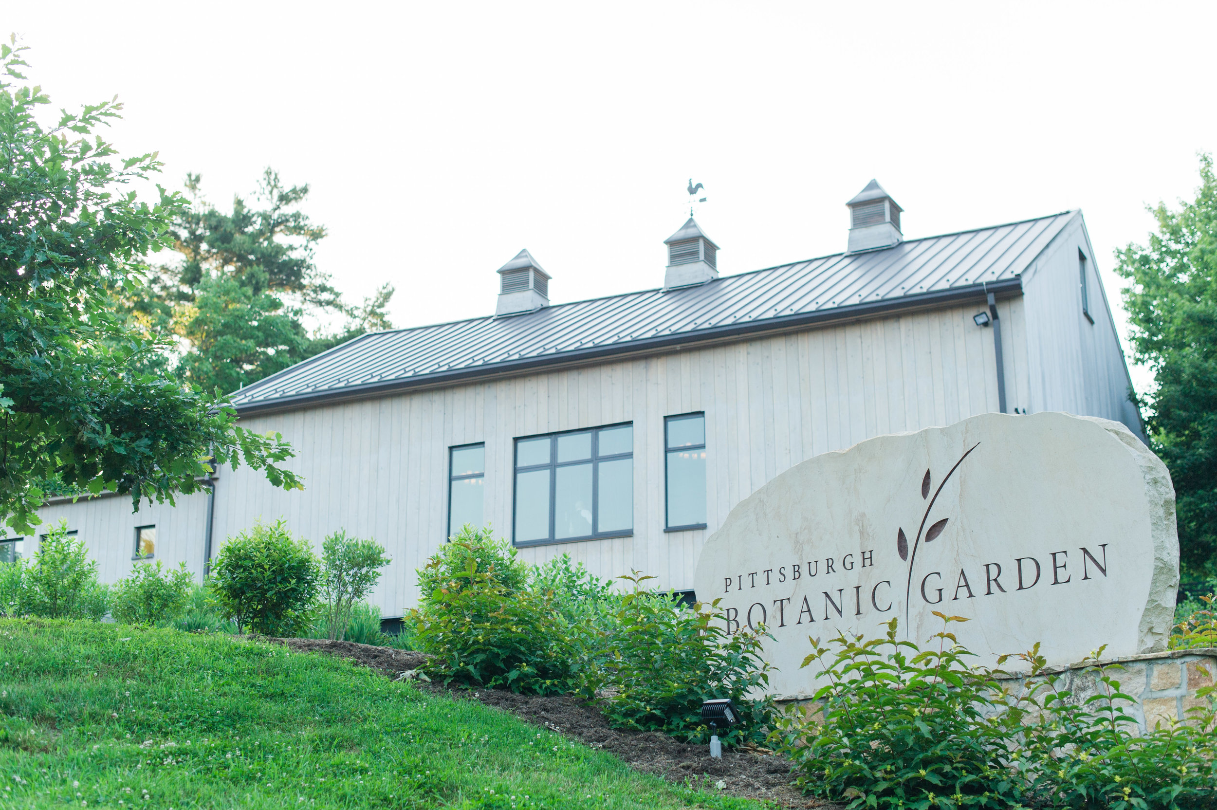 Wedding Planner Pittsburgh Botanic Garden