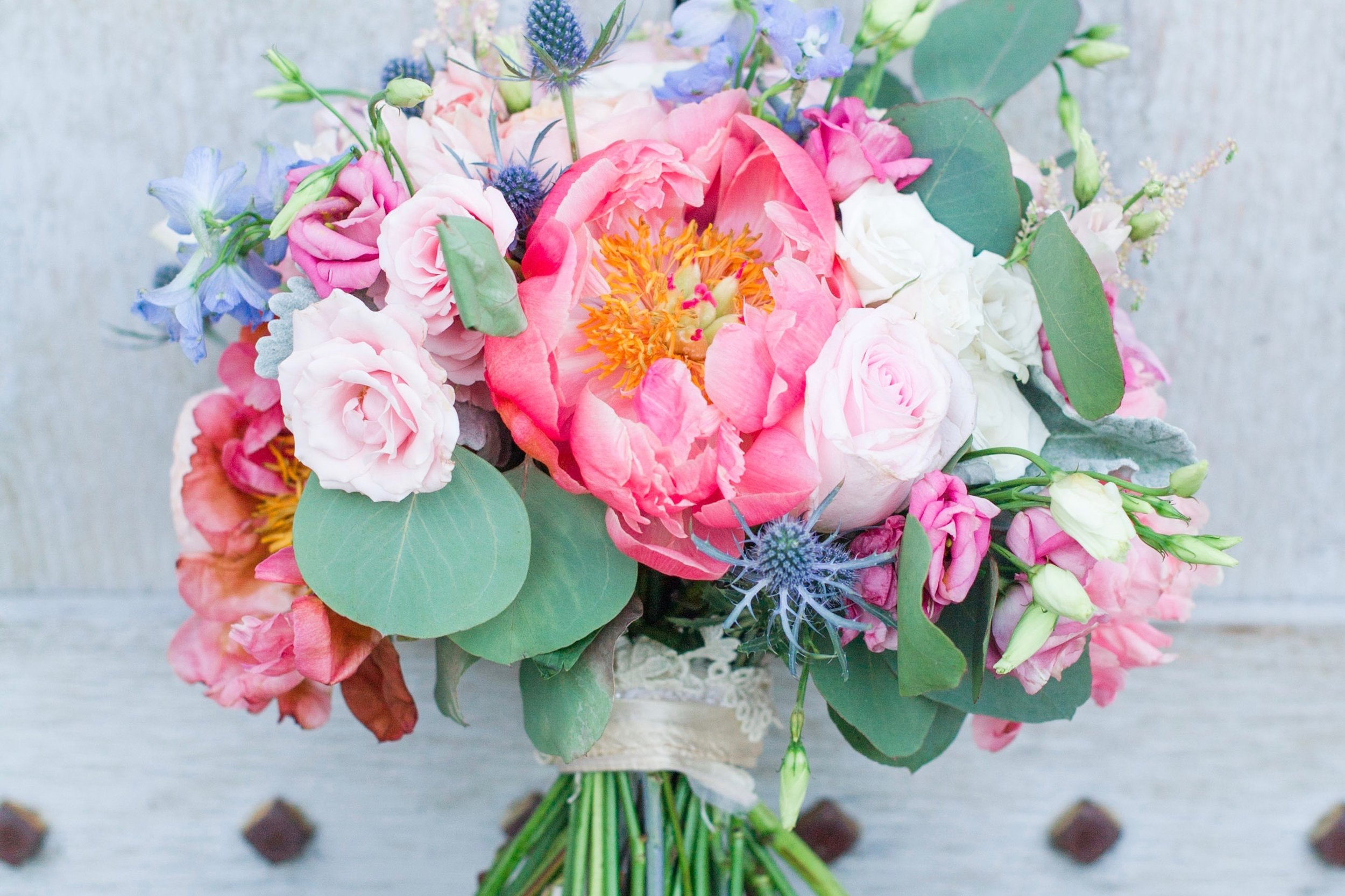 Pittsburgh Wedding Planner Sapphire and Lace Florist
