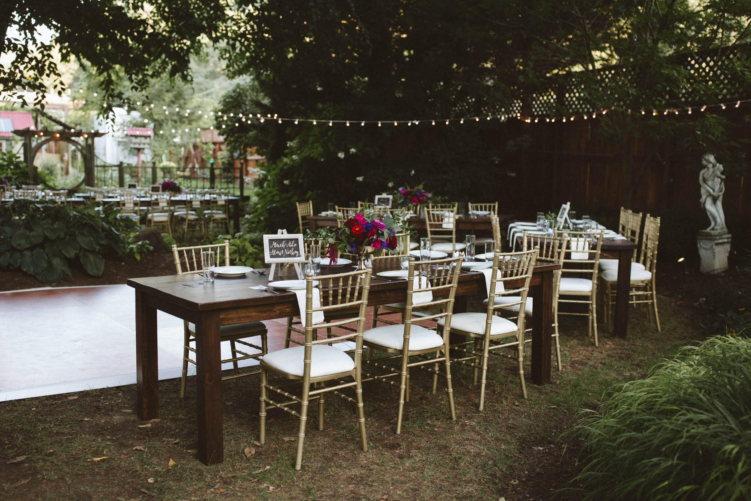 penn rustic rentals at choderwood - photo by hot metal studio