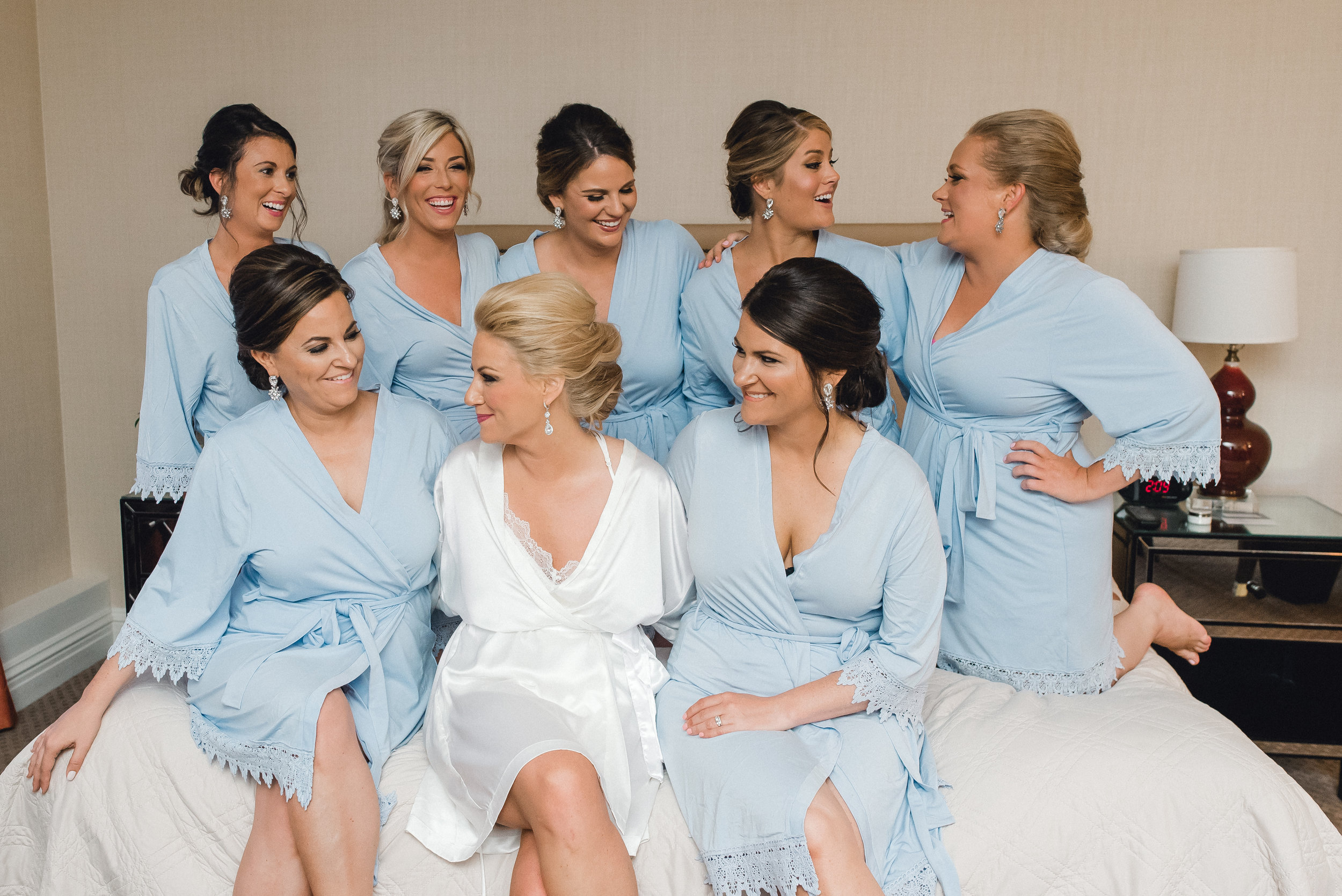Bridesmaid Robes Pittsburgh