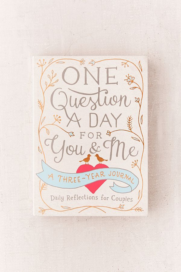 You & Me Journal - $16.99