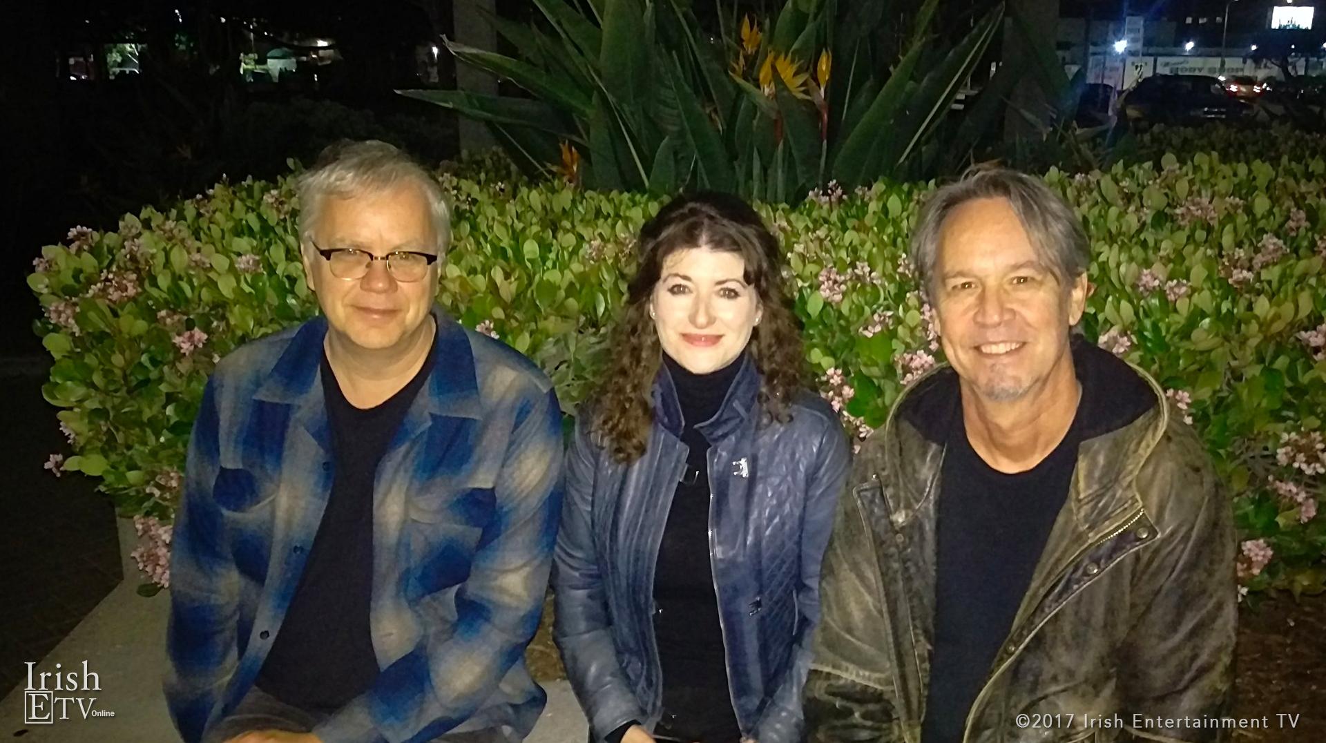 Tim Robbins, Brigid Boden, David Robbins
