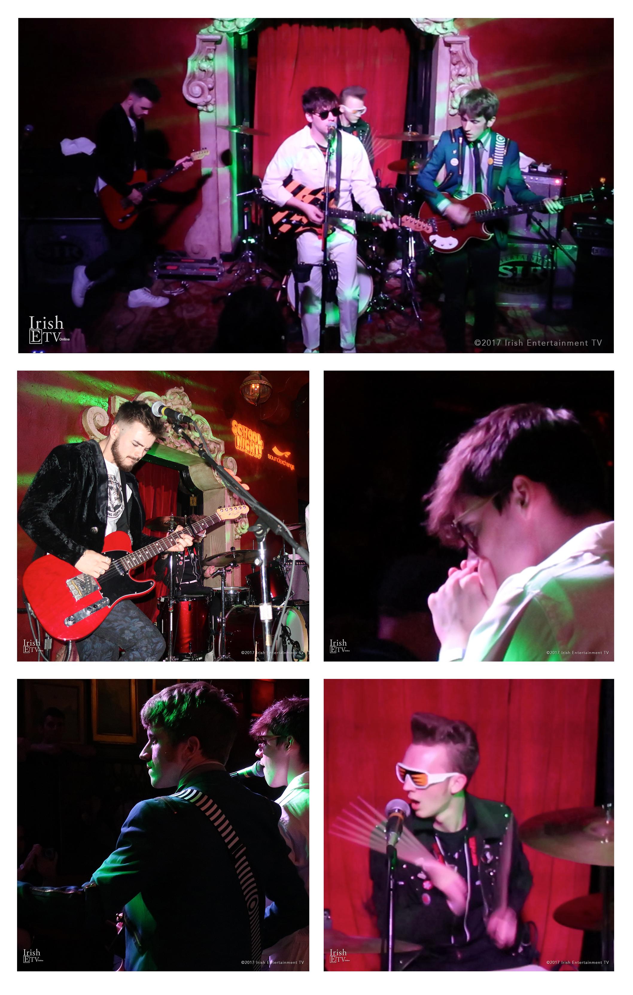 The Strypes Ireland Week Performance