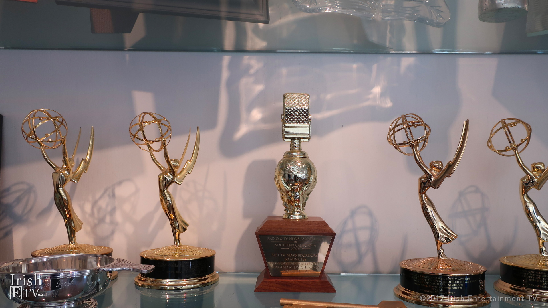 Emmy and Golden Mic Awards