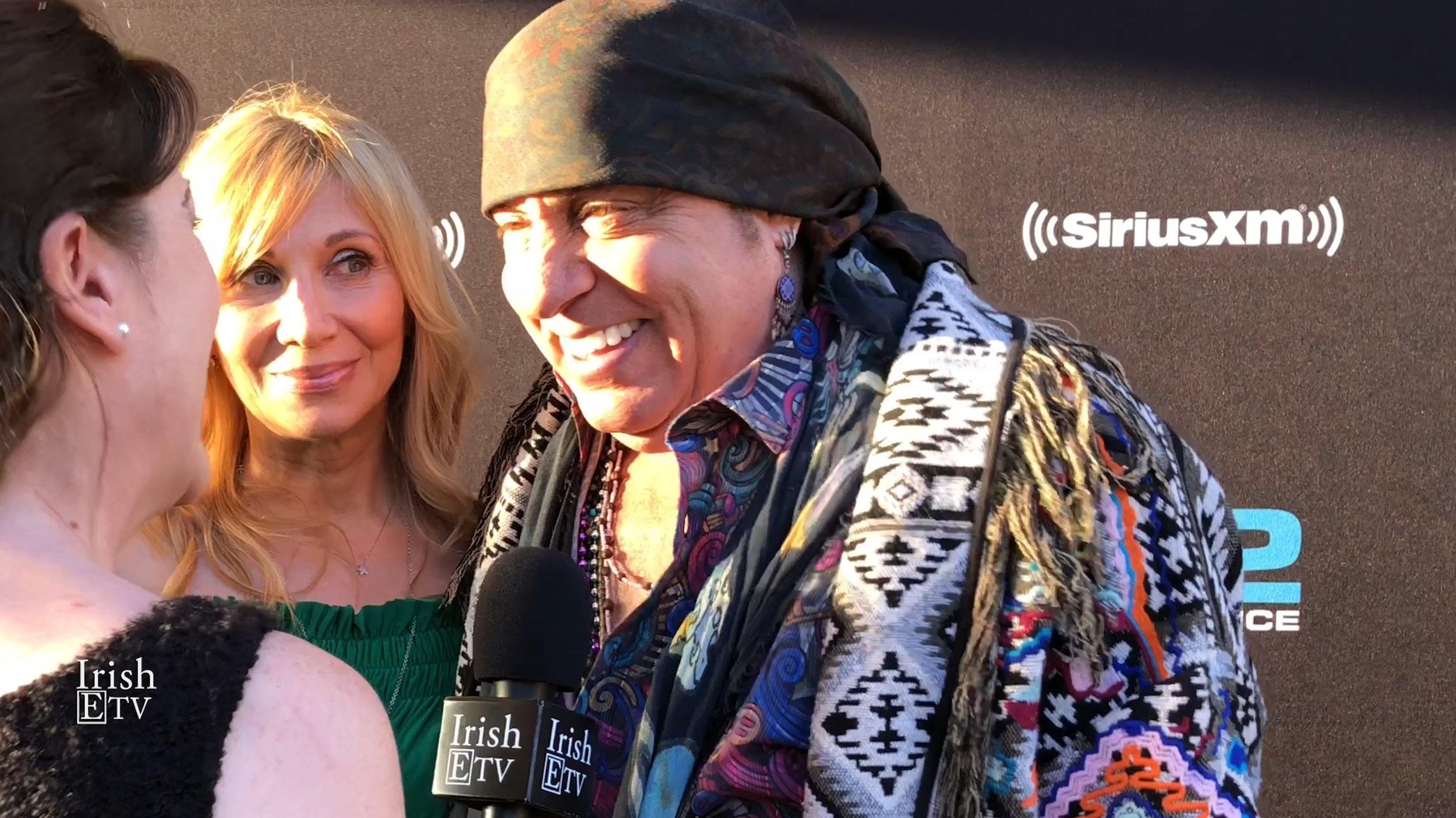 Maureen Van Zandt, Steven Van Zandt