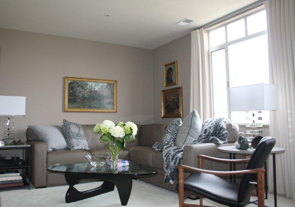 Hendler Design - Raike Living Room