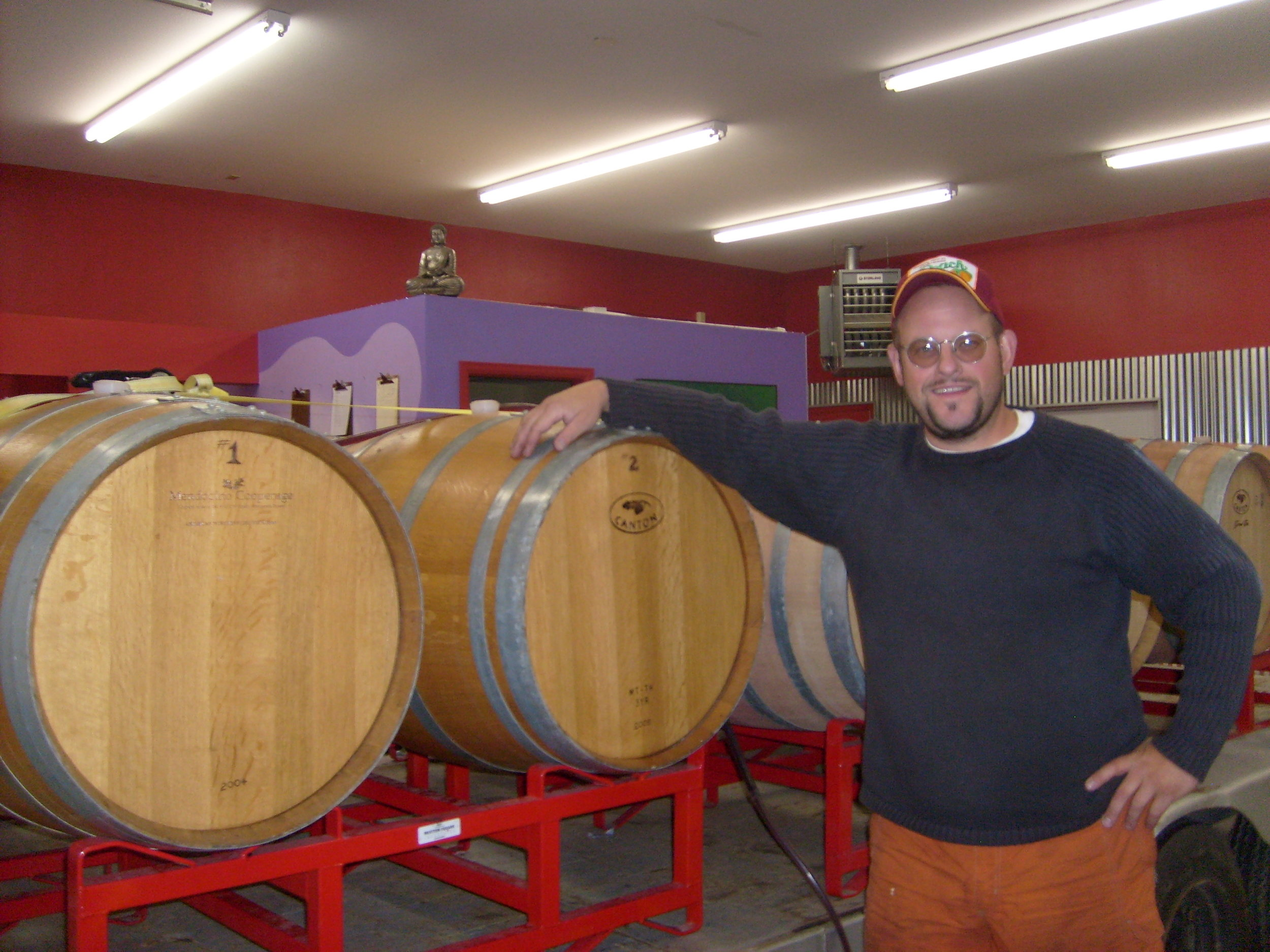 2009 in the 'old' Vino Salida on West HWY 50