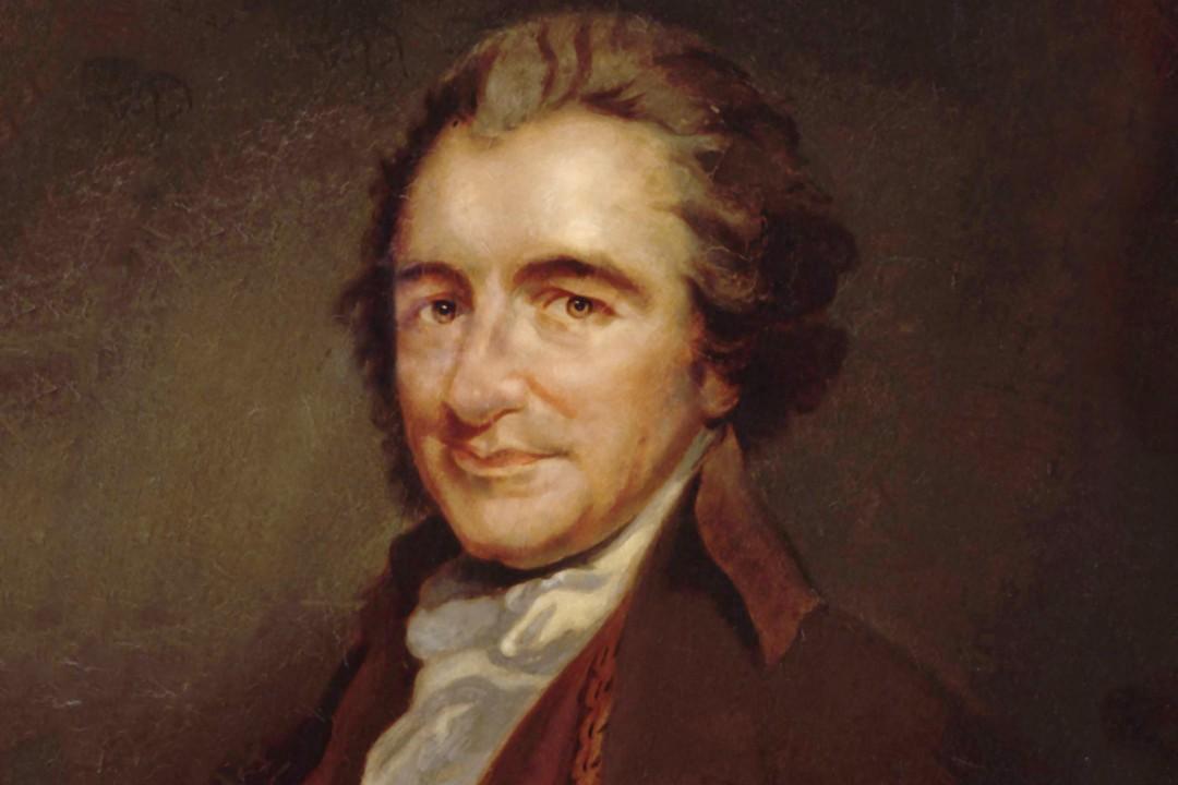 Portrait of Thomas Paine