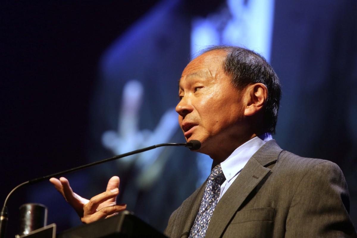 Francis Fukyama