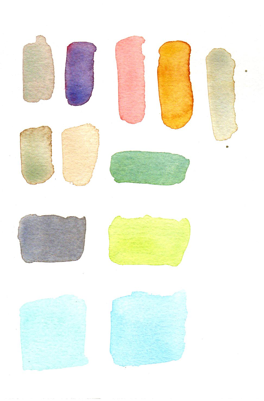 Presidio color palette, Aug 2015