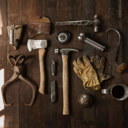 Using your toolkit