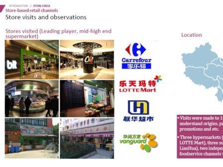 PreLiminary insights china 2017
