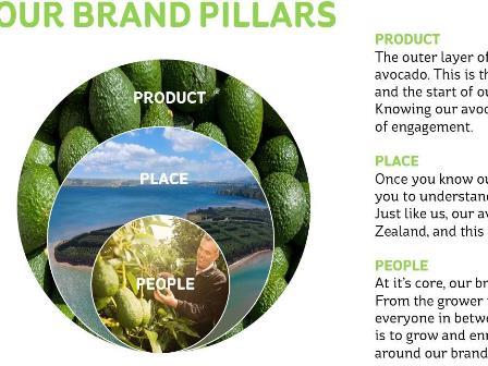 Social Media Brand Story
